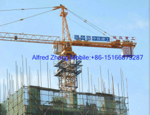Hongda Good Quality Tower Crane pictures & photos