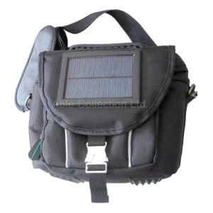 China Solar Bag For Camera With Solar Charger To Charge