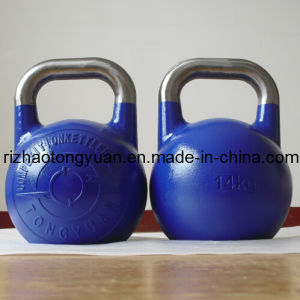 Precision Competition Kettle Bell 14kg pictures & photos