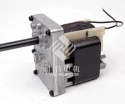 FC Series Shaded Pole Geared Motor