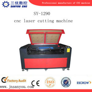 Low Price Laser Engraving Machine Sy-1290 with 80W