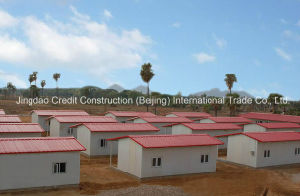 Ready Made Steel Structure Prefabricated House pictures & photos