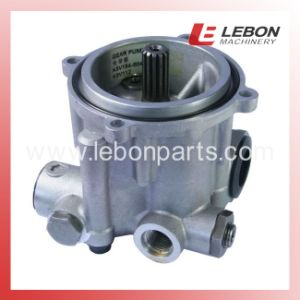 SK200-5 K3V112 Gear Pump K3V154-80413 for Kobelco