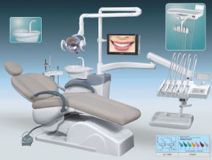 Hot Selling Computer-Controlled Dental Unit (AJ-B660) with Ce pictures & photos