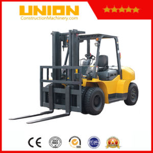 High Cost Performance Ucm Gn70 (7.0t) Diesel Forklift pictures & photos