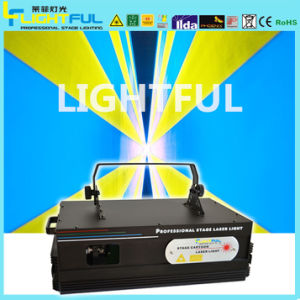 3W Full Color Animation RGB Laser Light Display