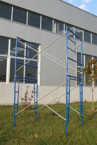 5′x6′4′′ Door Frame/Walk Thru Frame Type Scaffolding (FF-661B) pictures & photos