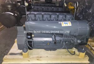 Beinei Deutz Diesel Engine Air Cooled 4 Stroke F6l912 pictures & photos