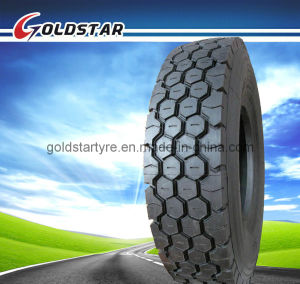 Block Pattern Truck Tires 9.00r20, 10.00r20, 11.00r20, 12.00r20 pictures & photos