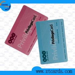 ISO PVC Hitag1 Cards (Hitag 1 HT1 ICS30)