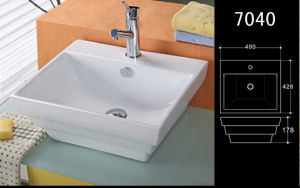 Basin Bathroom (DB-7040)