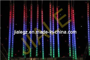3D Effect LED Meteor Lights Outdoor LED Tube