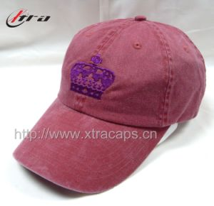 Washed Cap Lady Sportswear pictures & photos