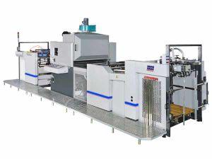 Auto Multi-Functional OPP Film Laminator