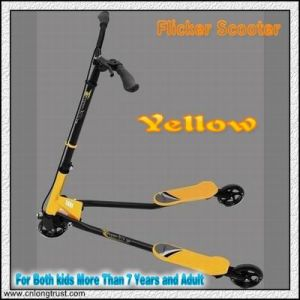 Flicker Scooter in Yellow (F507)