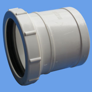 High Quality PVC Expansion Coupling Drainage Pipe Fittings