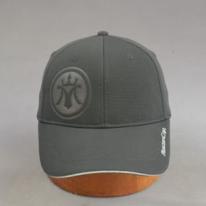 100% Polyester Fitted/Stretch Cap with Printing pictures & photos