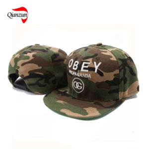 New Classical Obey Camo Color Snapback Hats pictures & photos