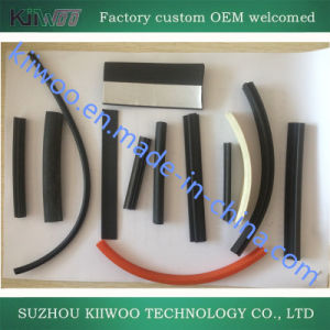 Adhesive 3m Tape Extrude Silicone Rubber Seal Strip