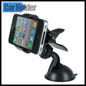 360 Degree Shockproof Car Mobile Cell Phone Mount Holder pictures & photos