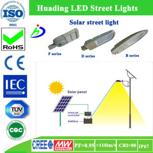 New Design Solar LED Street Light for Sale