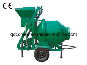 350L Electric Concrete Mixer (JZC350B)