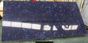 Blue Quartz Artificial Stone Slab for Building Material/ Home Decoration pictures & photos