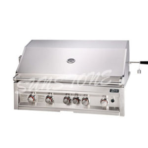 304 BBQ Gas Grill With IR for Outdoor Barbecue (SUN5B-IR)
