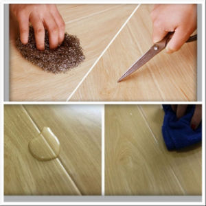 Indoor Floor Decoration Used PVC Vinyl Flooring pictures & photos