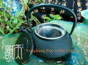 Cast Iron Teapot(Kettle)