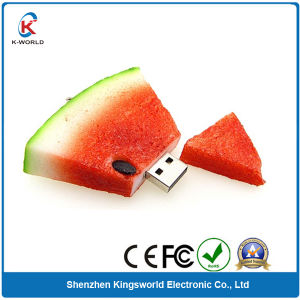 Hot PVC Watermelon USB Memory Stick