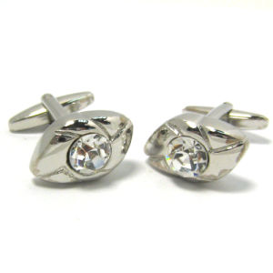High Quality Fashion Metal Men′s Cufflinks (H0052) pictures & photos