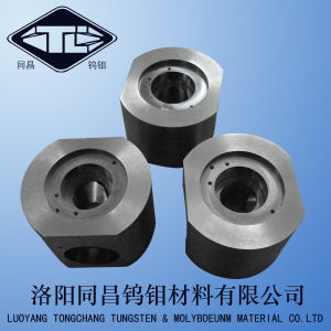 W90ni7fe3 Dia70mm AMS-T-21014 Heavy Tungsten Alloy with Copper Density 17.02g/cm3 pictures & photos
