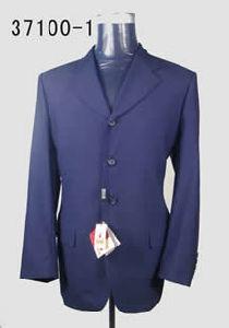 Men′s Suit-Stock (37100-1)