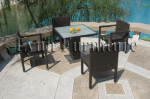 Garden Chair and Table Set (LN-074) pictures & photos