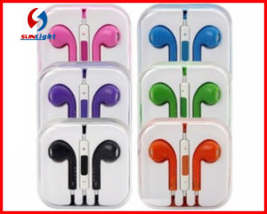Wholesale Price Cell Phone Earpod & Headphone for iPhone5 pictures & photos
