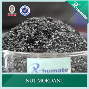 Super Sodium Humate Organic Fertilizer Shiny Flakes/Shiny Powder pictures & photos