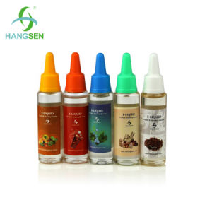 Hangsen Original Pg/Vg E-Liquid with New Cap pictures & photos
