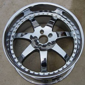 Performance 6X139.7 SUV Car Alloy Wheels pictures & photos