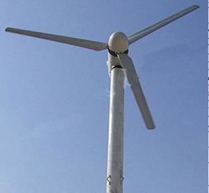 5kw Horizontal Axis Wind Turbine Generator pictures & photos