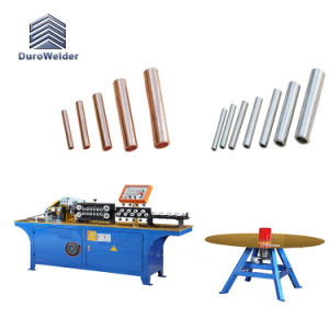 CNC Automatic Aluminum Tube Straightening and Cutting Machine pictures & photos