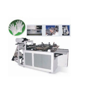 Plastic Disposable Glove Making Machine pictures & photos