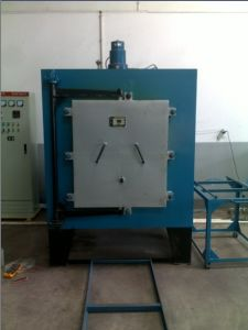 Amorphous, Nanocrystalline Crystallization Heat Treatment Furnace