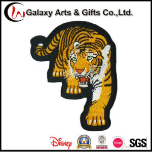 3D White Tager Large Animal Patches for Clothing pictures & photos