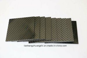 Feuille De Fibre De Carbone Carbon Fiber Sheet pictures & photos