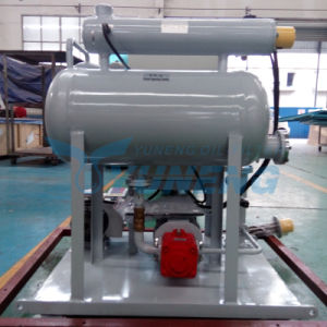 High Efficiency Used Turbine Oil Dehydration and Filtration Machine pictures & photos