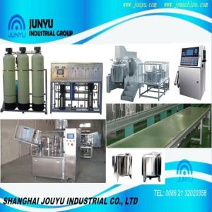 1000L Per Hour Toothpaste Production Line (JUNYU)