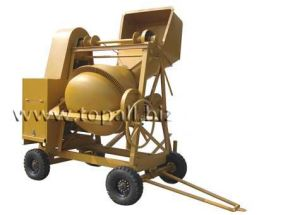 Portable Diesel Concrete Mixer (TDCM200-7D) pictures & photos