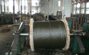 Hot DIP Galvanized/ E. Galvanized Wire Rope pictures & photos