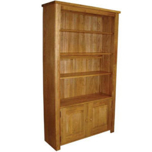 Solid Oak Bookcase (BIN-06) pictures & photos